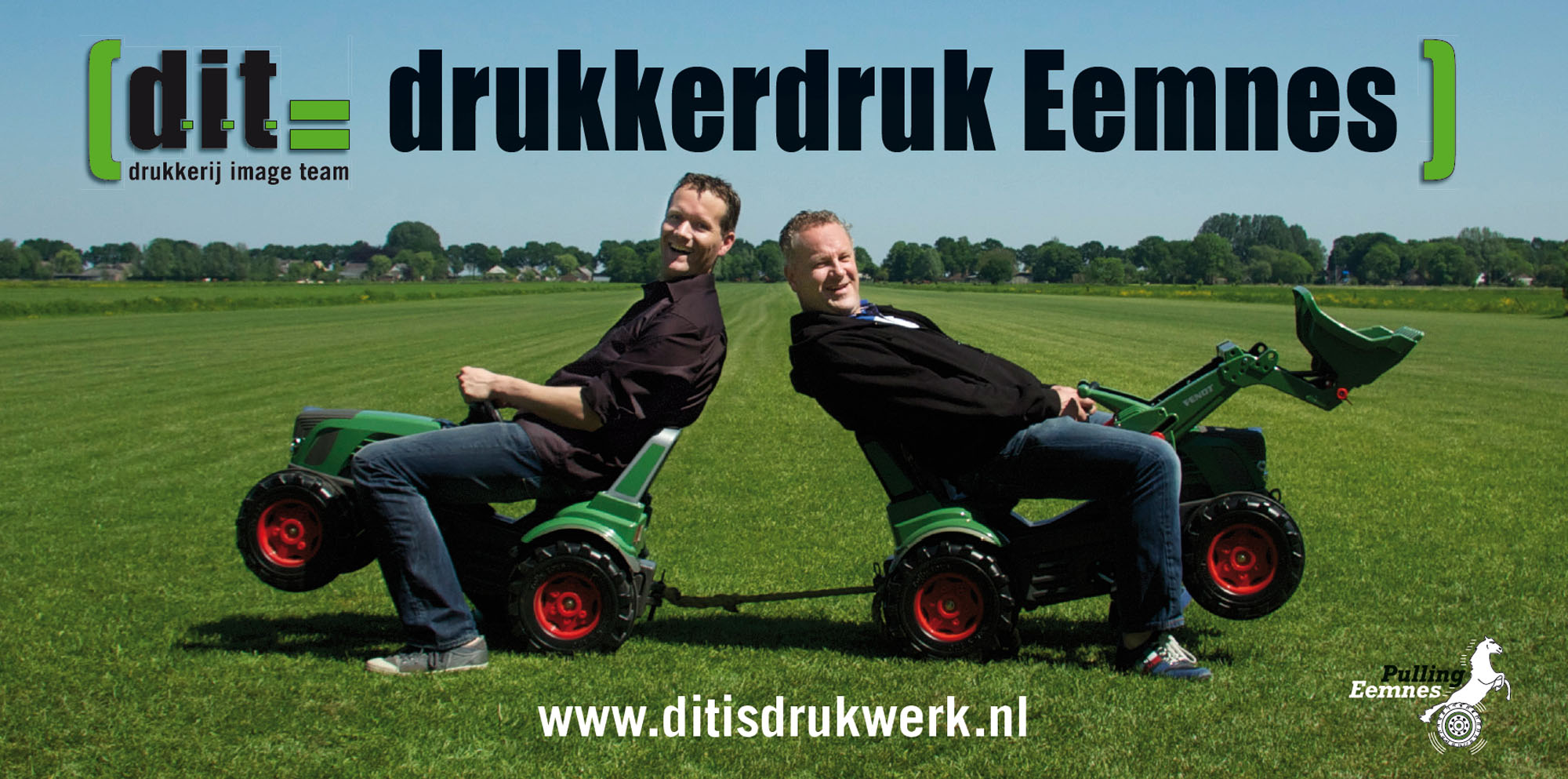 Advertentie Pulling Eemnes